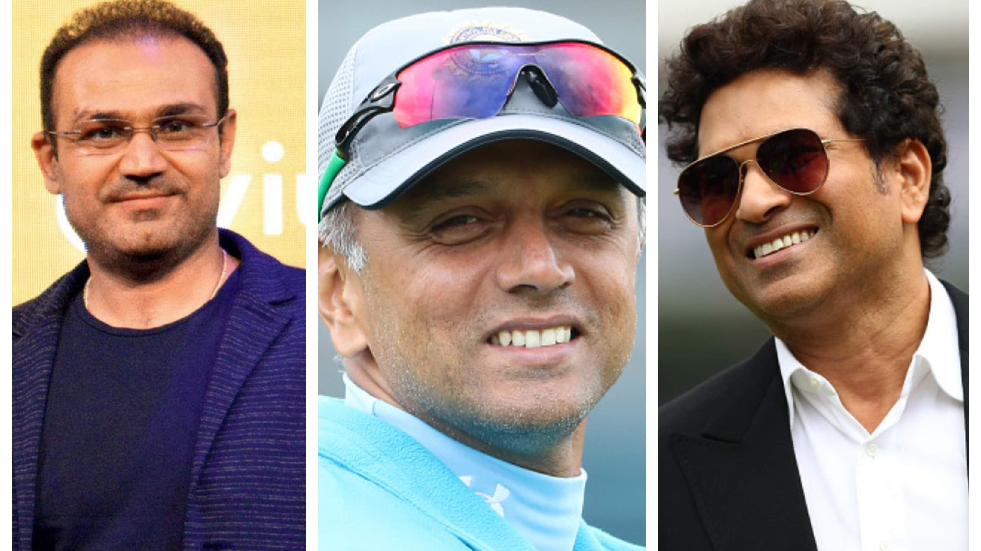 Indian cricket fraternity sends birthday wishes to Rahul Dravid as he turns 47