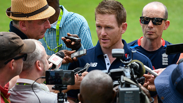 WI v ENG 2019: Eoin Morgan urges England to stick to the game plan on tough Caribbean pitches