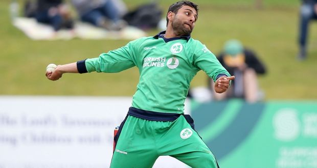 Simi Singh gets ready to face his country of birth India | Oisin Keniry/Inpho