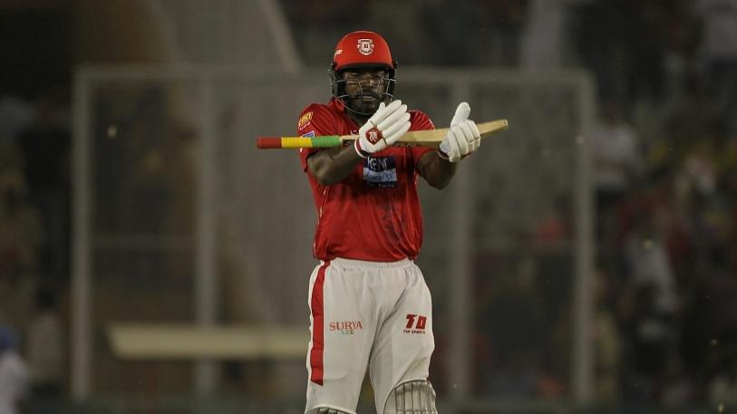 IPL 2018: Twitter cheers as Chris Gayle slams a blistering 6th IPL ton; SRH bowling falls apart