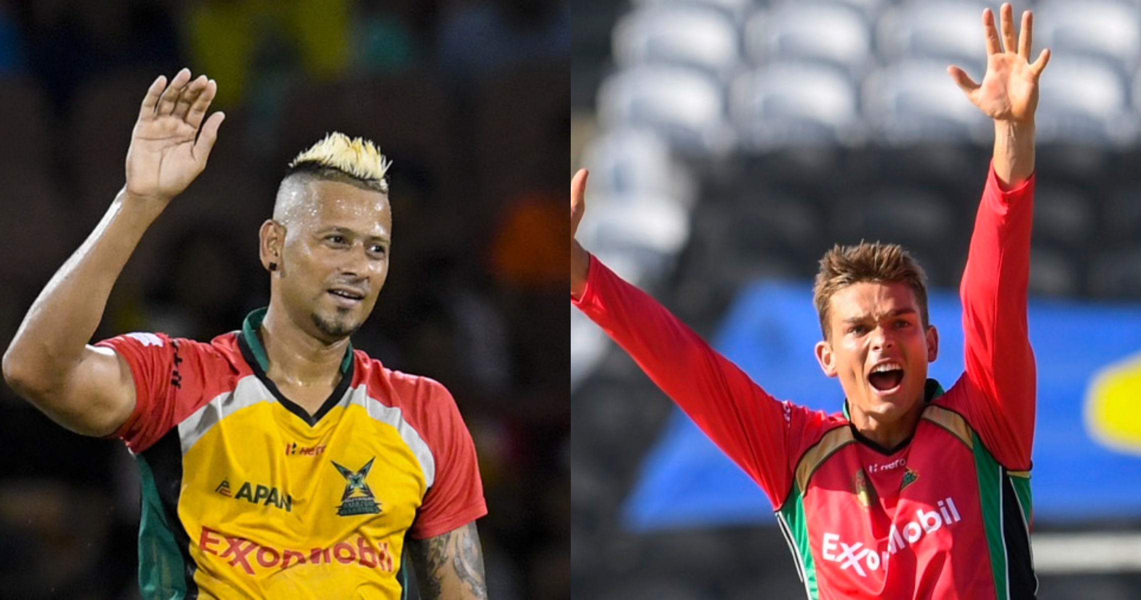 St Kitts and Nevis Patriots will be up against Guyana Amazon Warriors
