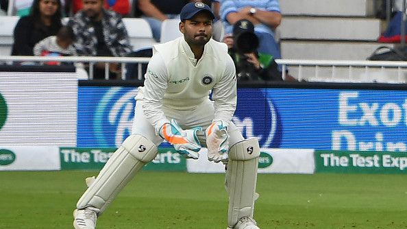 Rishabh Pant aims to fine-tune his wicket-keeping skills for West Indies Tests