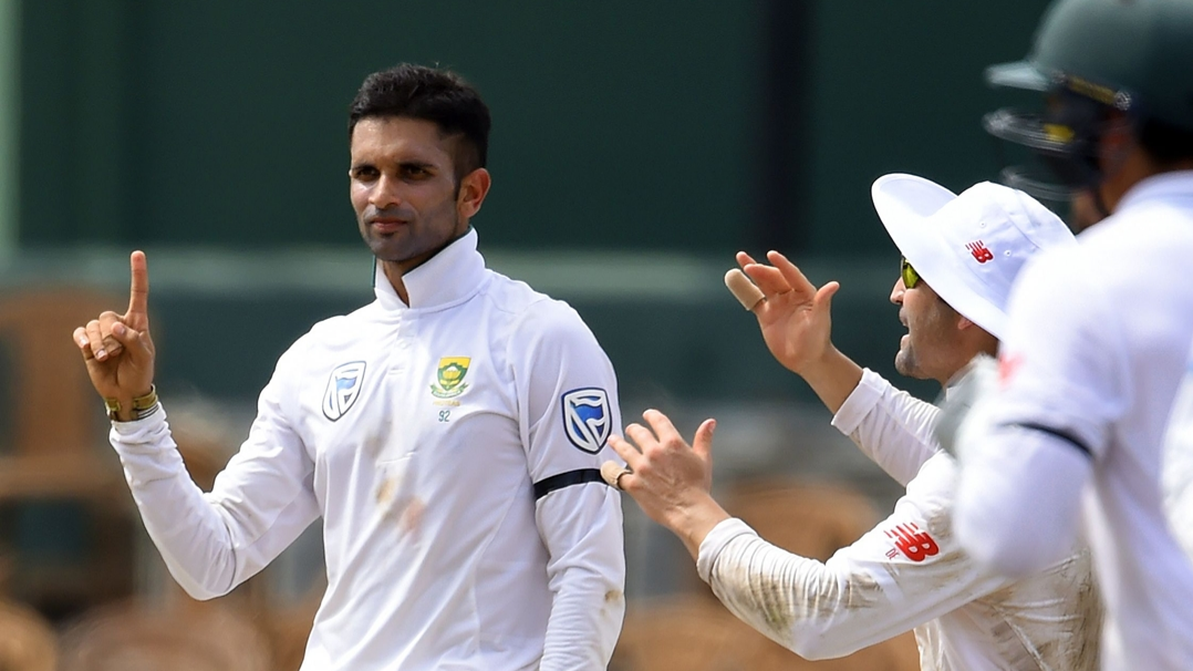 SL vs SA 2018: The feat will mean much more if we win, says Keshav Maharaj after his Colombo exploits