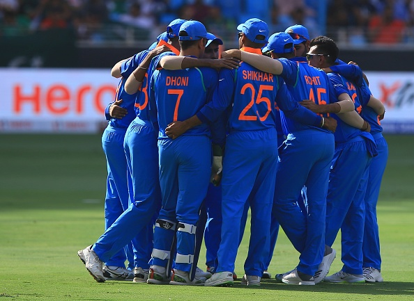 Team India have won all its three matches in the ongoing Asia Cup thus far | Getty
