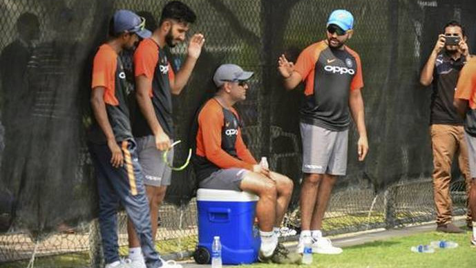 ASIA CUP 2018: Indian players try to acclimatize to the scorching heat of UAE