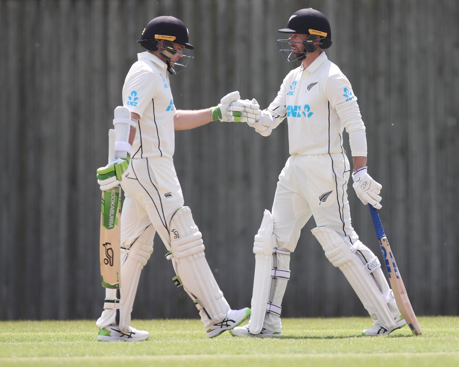 Devon Conway added 106 with Tom Latham | NZC Twitter