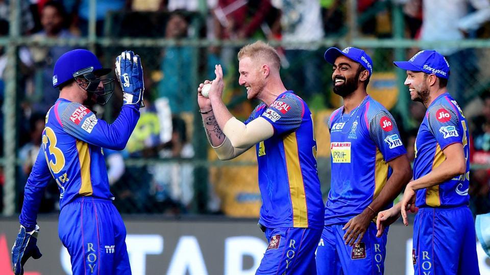 IPL 2018 : राजस्थान रॉयल्स 11 मई को चेन्नई सुपर किंग्स के खिलाफ नज़र आएगी एक नई जर्सी