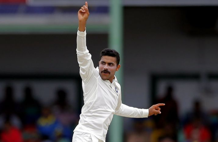Ravindra Jadeja last played a Test outside Asia and West Indies in 2014. (Getty)