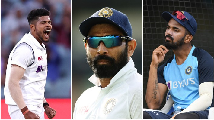 AUS v IND 2020-21: KL Rahul, Umesh Yadav, and Mohammad Shami condemn racial abuse on Mohammed Siraj