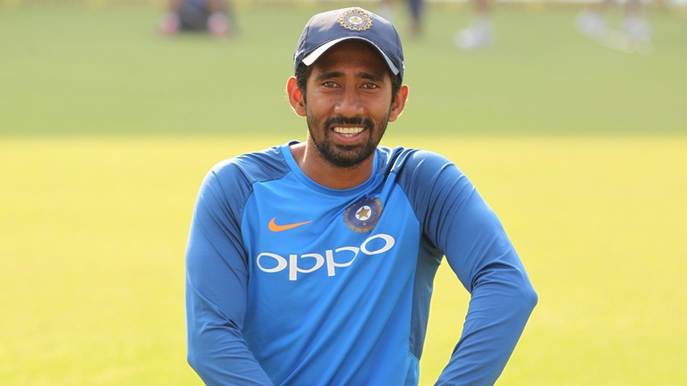 Wriddhiman Saha | GETTY