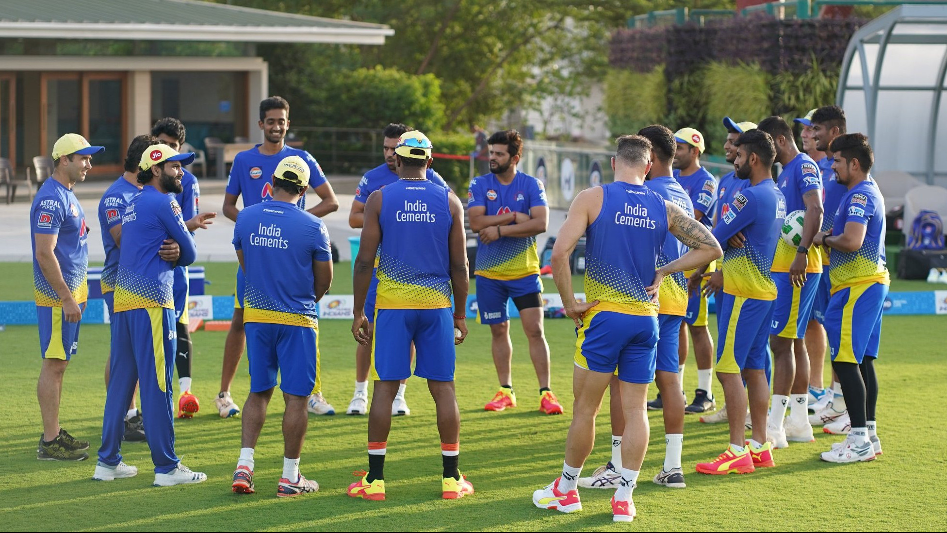 IPL 2021: One personnel in CSK contingent tests positive for COVID-19, says report