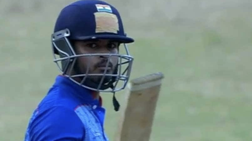 Syed Mushtaq Ali T20: Shreyas Iyer (147) makes the highest T20 score by an Indian