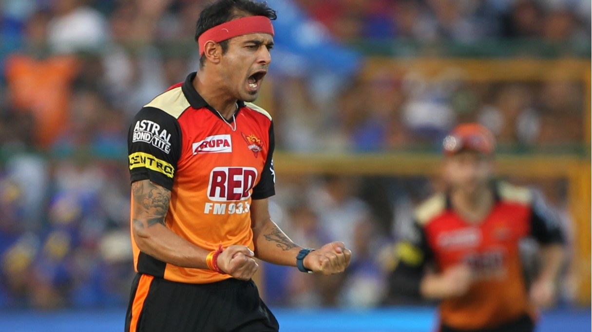 IPL 2018: Siddharth Kaul reveals the reason behind his success with Sunrisers Hyderabad