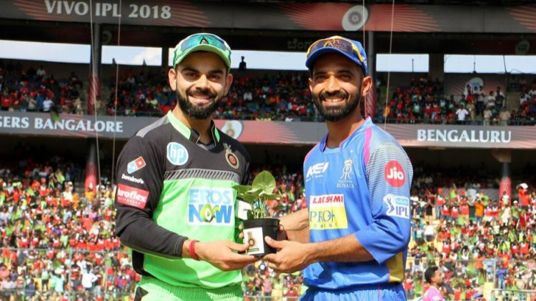 IPL 2018: Rajasthan Royals launches Go Green Initiative, aiming to plant one million saplings across the state
