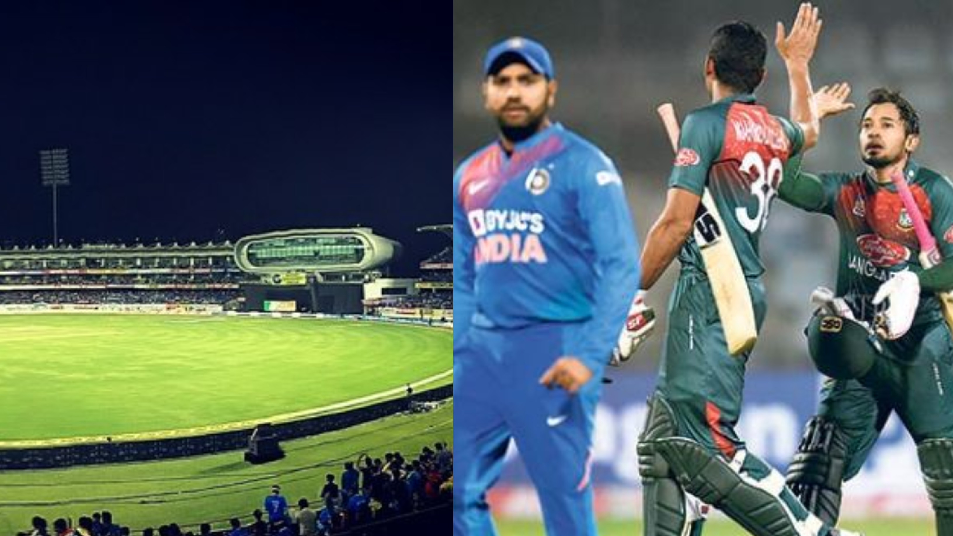 IND v BAN 2019: Saurashtra fully prepared to host second T20I despite cyclone Maha threat in Rajkot