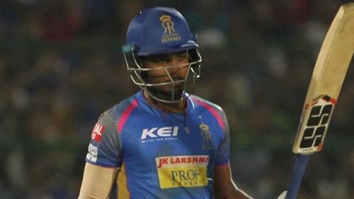 संजू सैमसन का इंडिया 'ए' टीम से बाहर होने कारण आईपीएल के दौरान विशेषज्ञ प्रशिक्षक की कमी हो सकता हैं