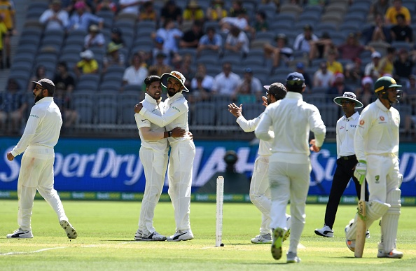 Brilliant performance by India in Adelaide | Getty Images