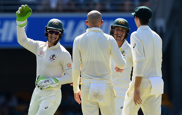 Tim Paine and company thoroughly dominated the first Test against Sri Lanka   Getty