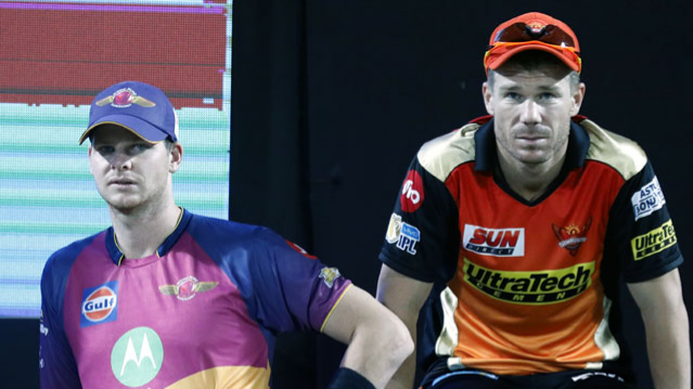 IPL 2018: No IPL for Steve Smith and David Warner this year, confirms IPL Commissioner Rajiv Shukla
