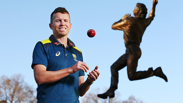 I want to keep playing for as long as I can, says Peter Siddle