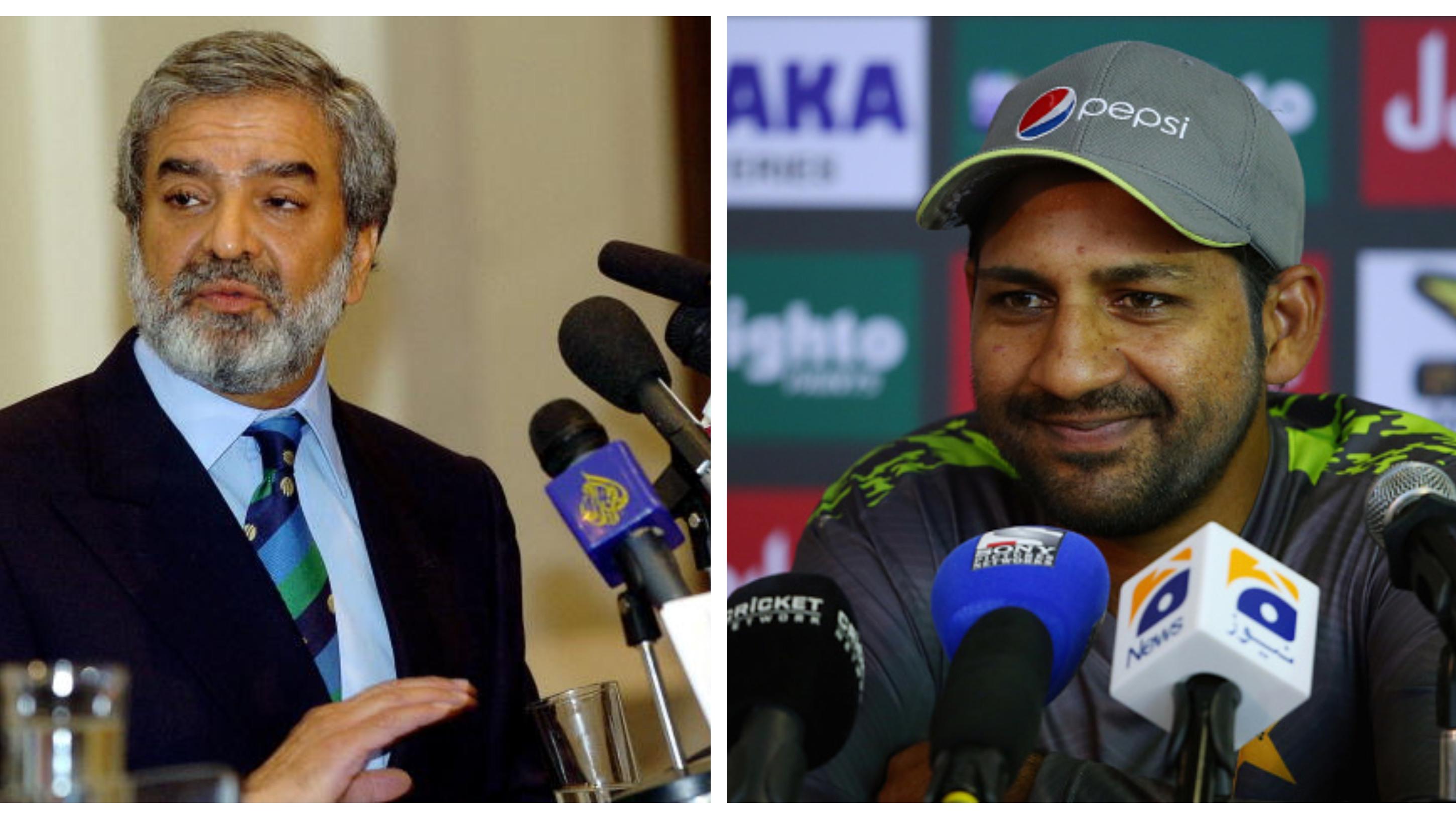 PCB Chairman backs Sarfaraz Ahmed to continue as skipper till the World Cup