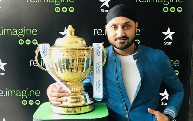 हरभजन सिंह ने तमिल में जाहिर की अपने चेन्नई सुपर किंग्स टीम में जाने की ख़ुशी
