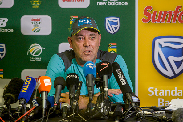 Lehmann resigned from his position as Australia's head coach in the aftermath of the ball-tampering saga | Getty