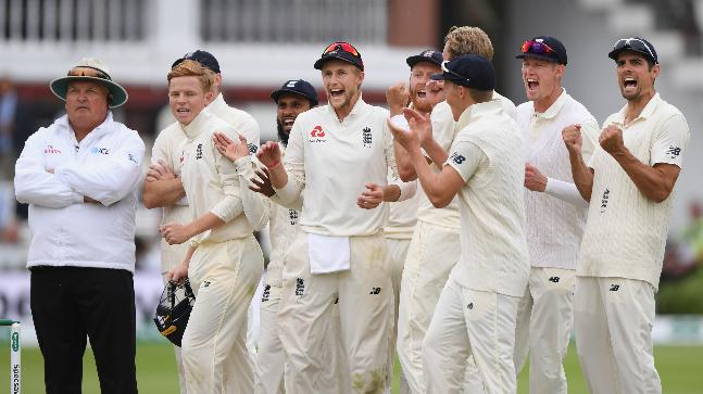 Joe Root is impressed with his men's performance but wants them to continue improving. (Getty)