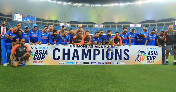 India won their 7th Asia Cup title by defeating Bangladesh in the Final | Getty Images