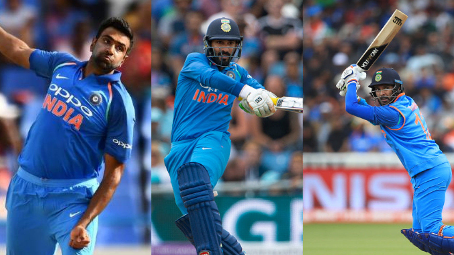5 Indian players whose 2019 World Cup dream might be over