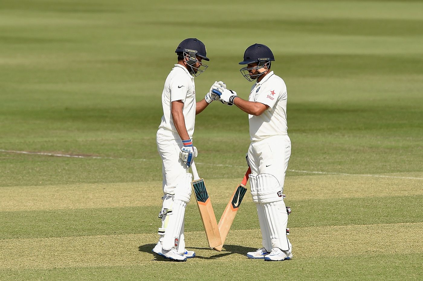 Karun Nair and Manish Pandey put on 129 runs for the fifth wicket to polish off the chase | Getty