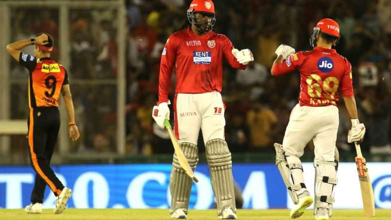 IPL 2018 : Match 25 , SRH vs KXIP - Statistical Preview