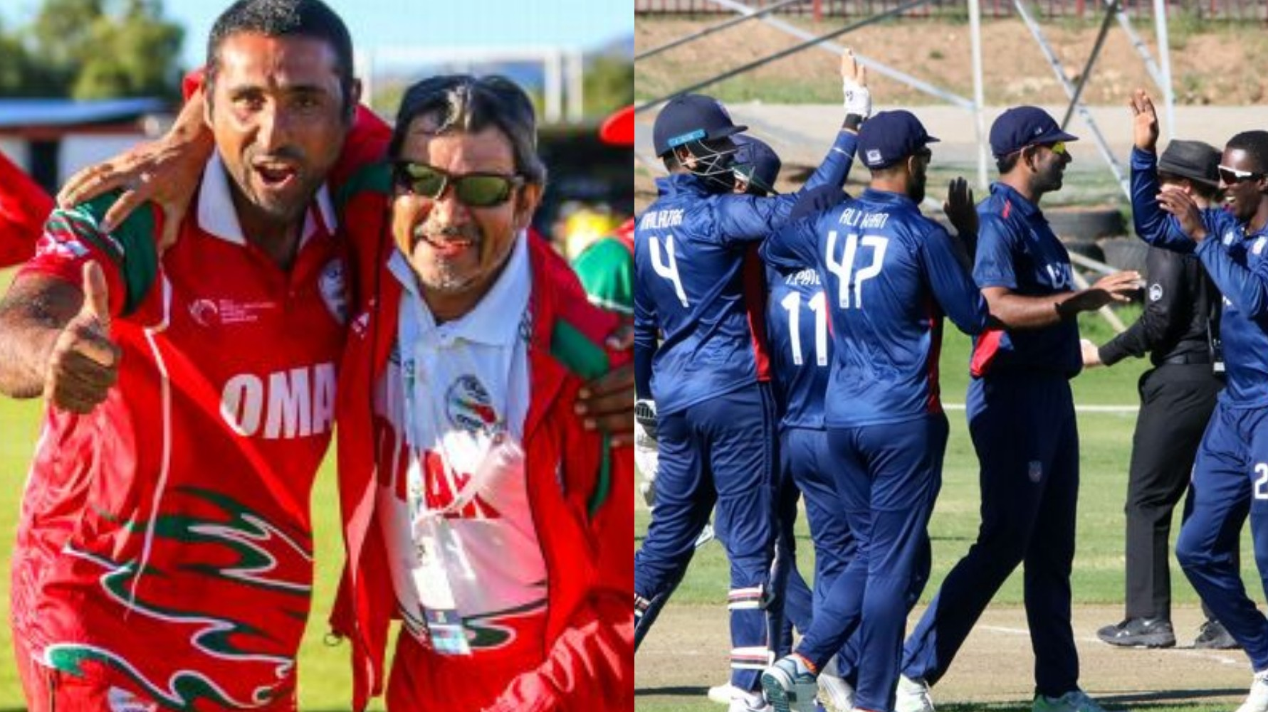 Oman and USA get ICC ODI Status and secure ICC Men's Cricket World Cup League 2 places
