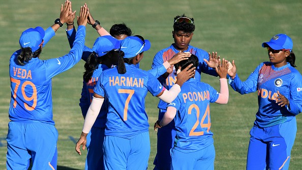 Women's T20WC 2020: Poonam Yadav's brilliant spell powers India to a nervy win over WI in warm-up match