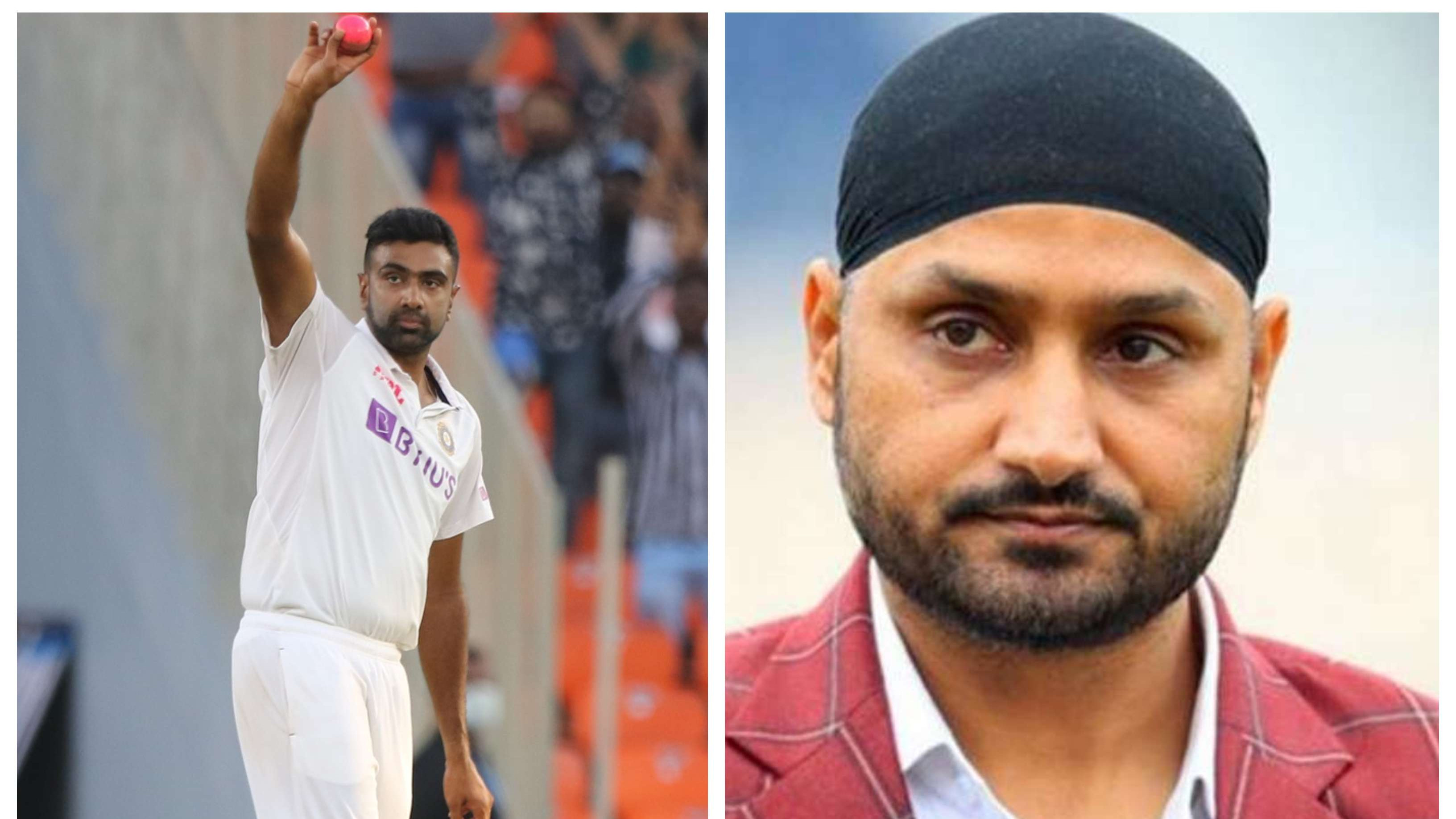 IND v ENG 2021: 'I will call him a legend when I meet him next time', Harbhajan Singh hails R Ashwin
