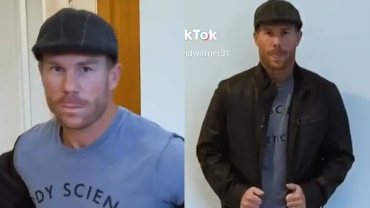 Darren Bravo roasts David Warner's latest TikTok; Ahmed Shahzad couldn't stop laughing