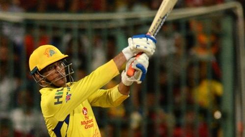 IPL 2018 : महेंद्र सिंह धोनी की आतिशी पारी देख सुरेश रैना हुए उनके मुरीद