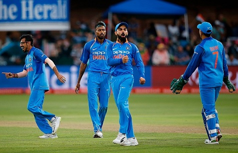 SA v IND 2018: Kris Srikkanth says India justified their number 1 ranking in ODIs
