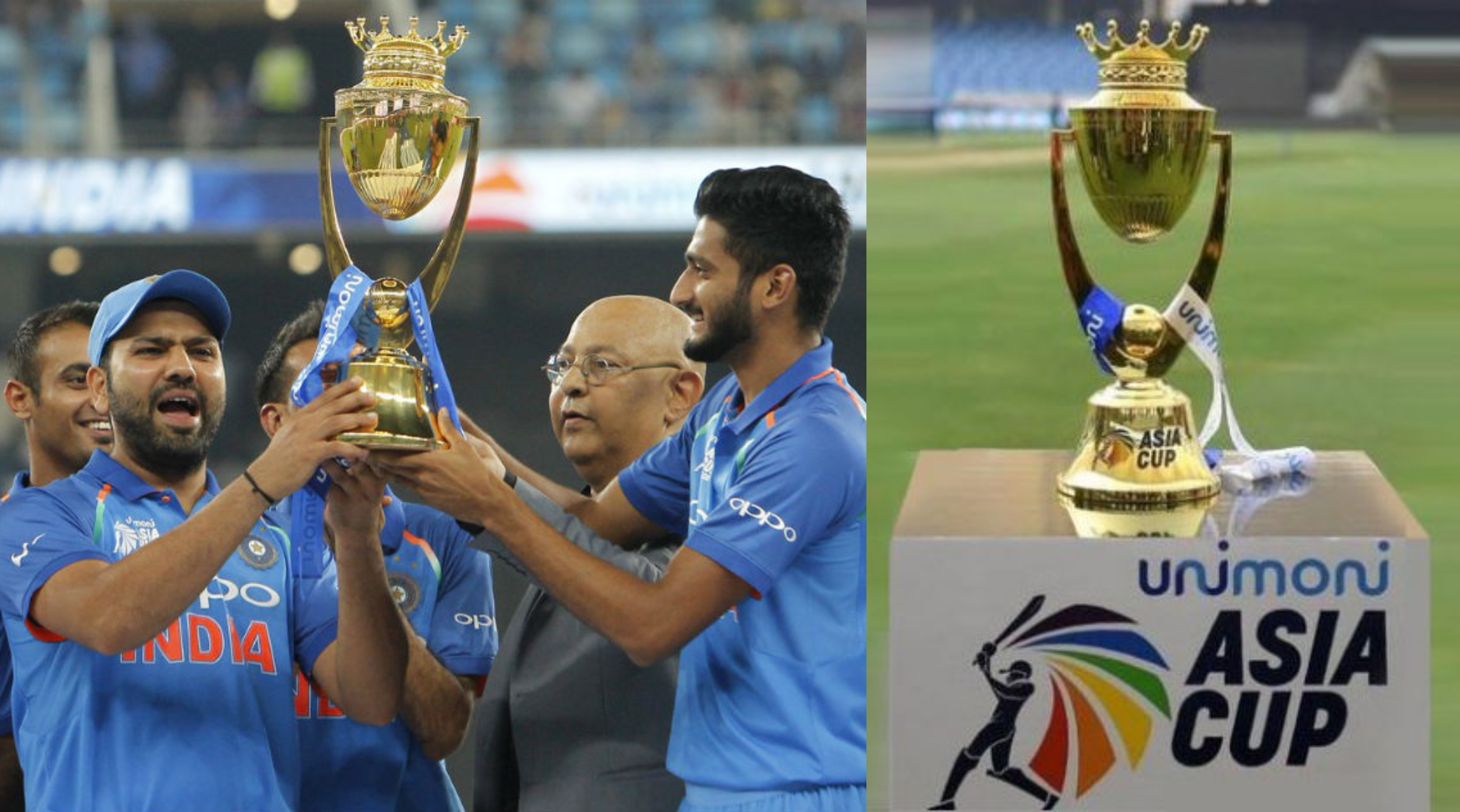 The defending champions India has a great record in the Asia Cup, winning 7 titles so far | Getty Images