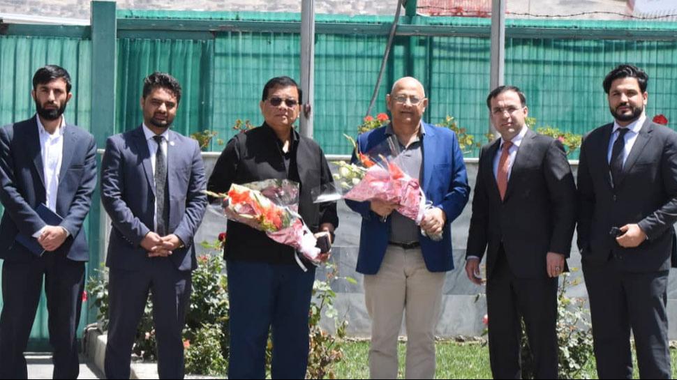 भारत का दौरा करने वाली विदेशी टीमें अब से अफ़ग़ानिस्तान से अभ्यास मैच खेलेंगी