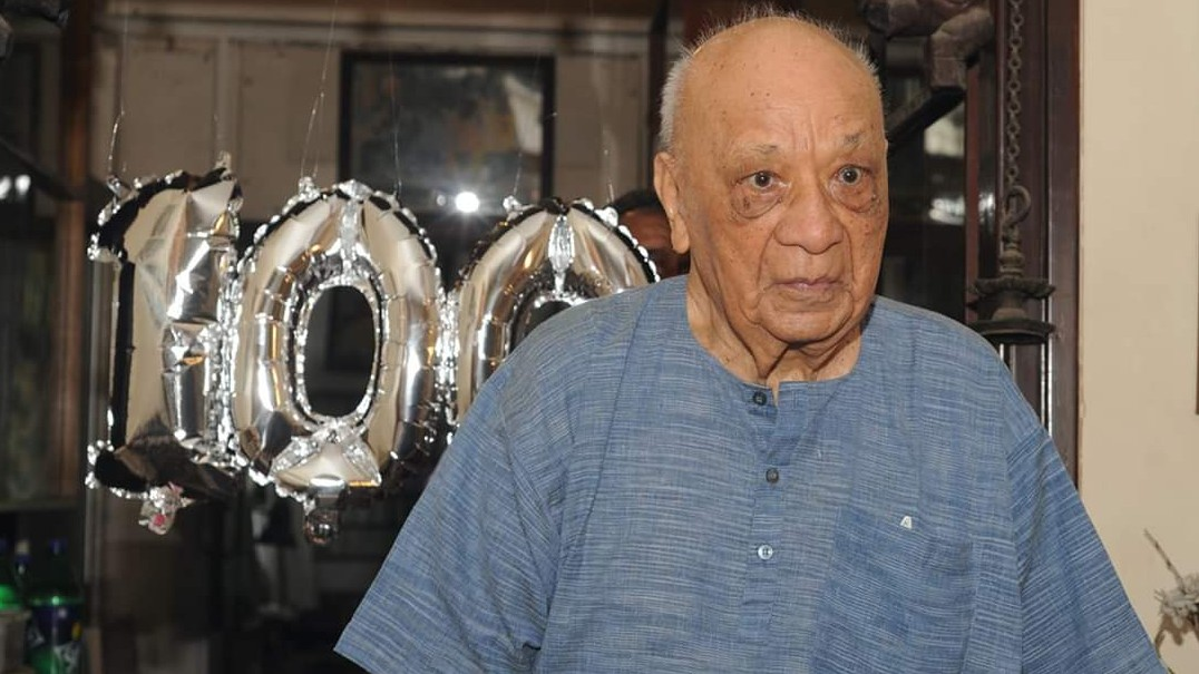 India's oldest first-class cricketer Vasant Raiji passes away aged 100