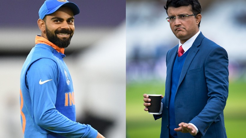 CWC 2019: Sourav Ganguly trolls Pakistan; Indian fans on Twitter couldn't stop laughing