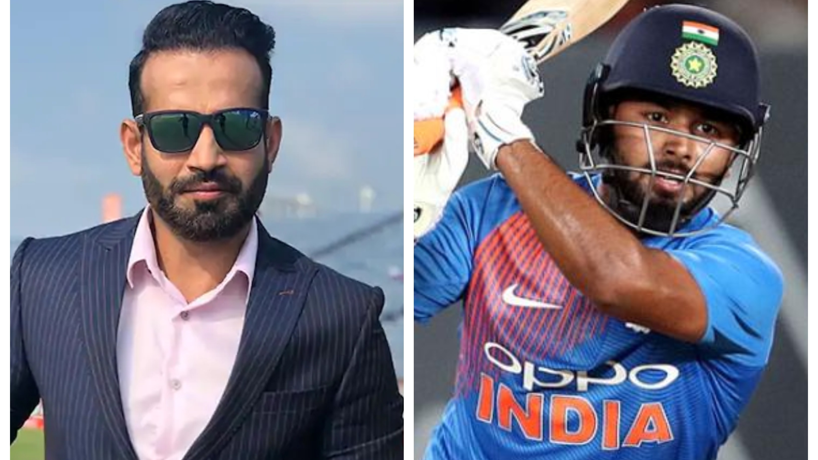 Irfan Pathan feels Rishabh Pant needs 'a little kick on the back' to get going