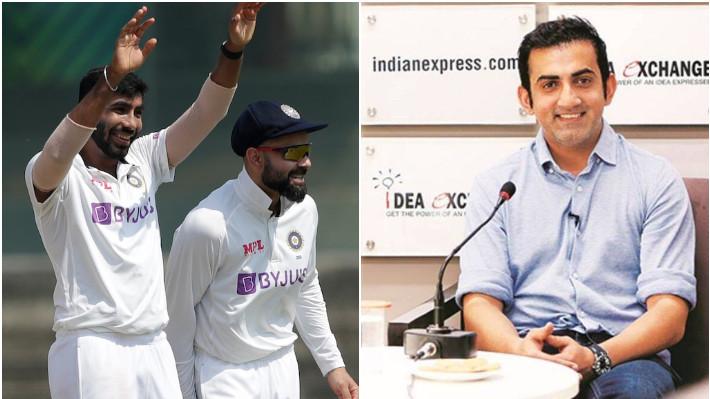 IND v ENG 2021: Gautam Gambhir pleased with management's decision to rest Jasprit Bumrah