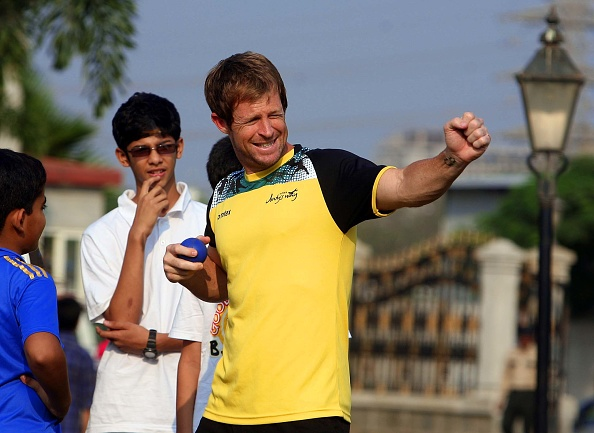 Jonty Rhodes | GETTY