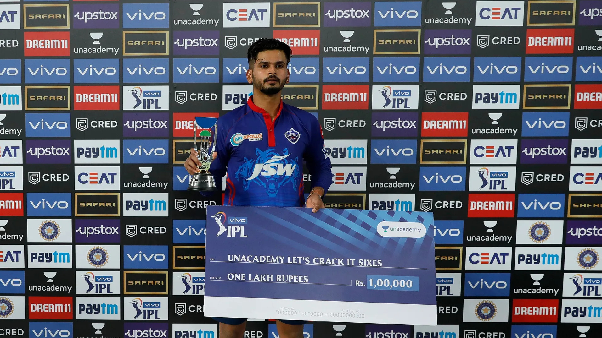 IPL 2021: Shreyas Iyer extremely happy with his 'special' comeback knock against SRH