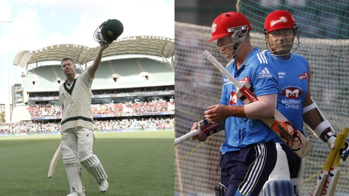 AUS v PAK 2019: WATCH - David Warner reveals about Virender Sehwag's game changing advice