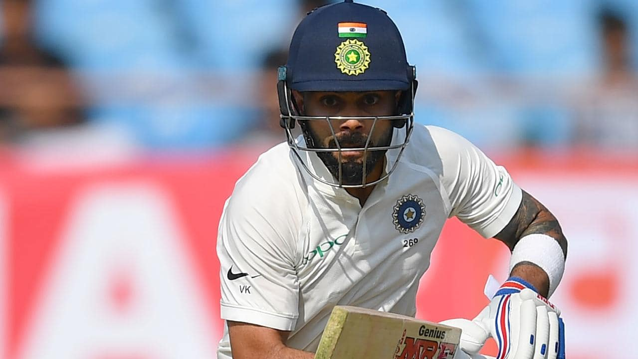 Virat Kohli will look for another victory | AFP