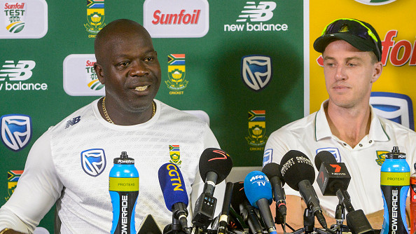 South Africa coach Ottis Gibson eyeing pre-World Cup trials in Australia