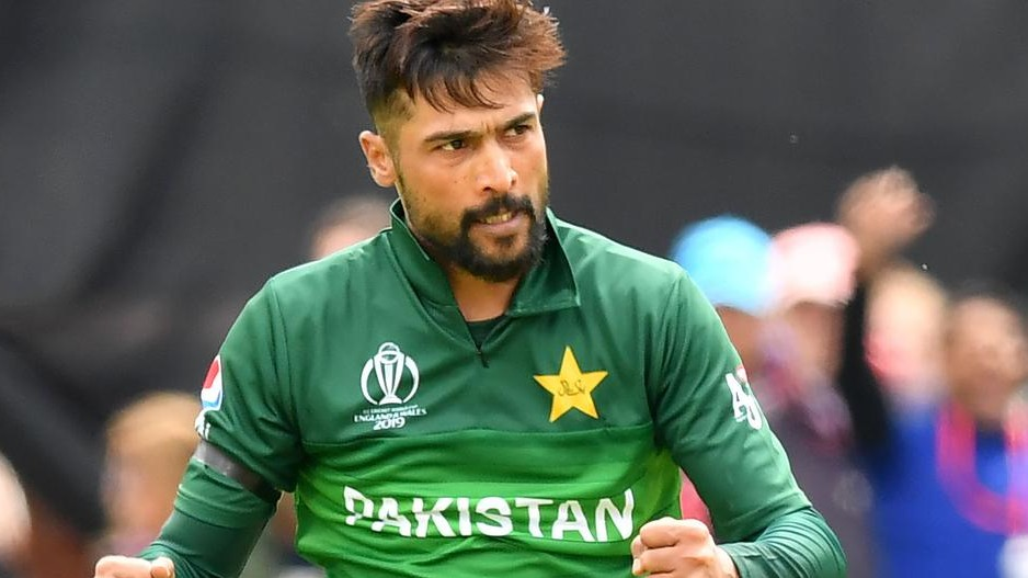 Mohammad Amir is keen to dismiss this Indian batsman and it's not Virat Kohli